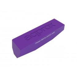 Approx - APPPB22EVP 2200mAh Púrpura batería externa