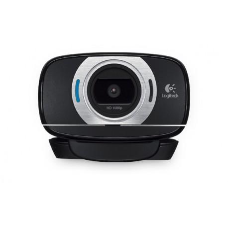 Logitech - C615 8MP 1920 x 1080Pixeles USB 2.0 Negro cámara web