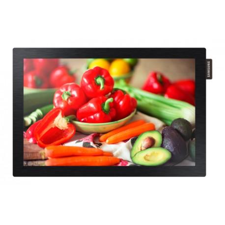 "Samsung - DB10D Digital signage flat panel 10.1"" LED Negro"
