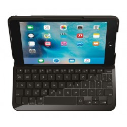 Logitech - Focus teclado para móvil QWERTY Español Negro Bluetooth