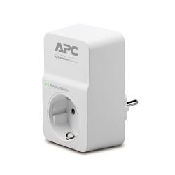 APC - SurgeArrest 1 salidas AC 230 V Blanco