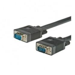 ITB - CROS3602 2m VGA (D-Sub) VGA (D-Sub) Negro cable VGA