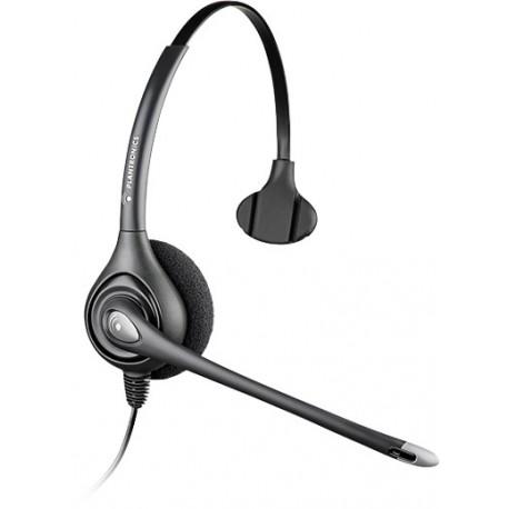 Plantronics - HW251N Monoaural Diadema Negro auricular con micrófono