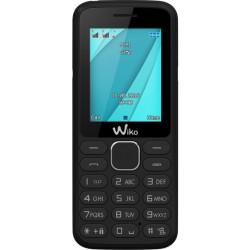 """Wiko - LUBI4 1.77"""" 68g Negro Teléfono básico"""