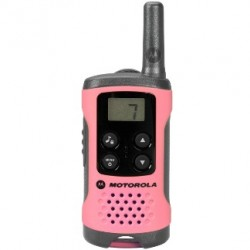 Motorola - TLKR T41 8channels 446MHz Rosa two-way radios