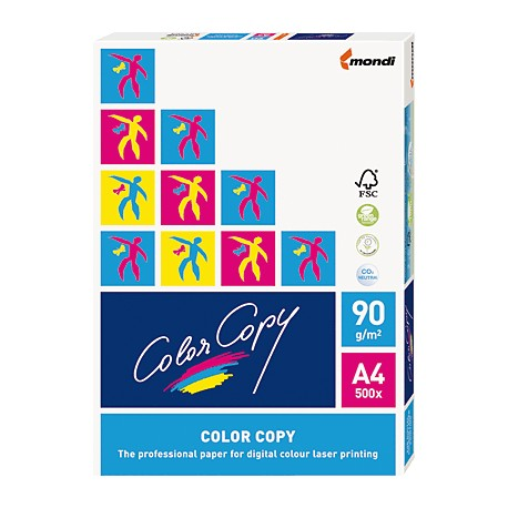 Color Copy - MON P.250H.COLOR COPY 200G/M2 A4 CCA4200