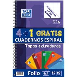Oxford - OXF C.ESP.SCH.T.EXTRAD.P.4+1 F?100430275