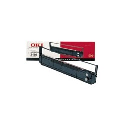 OKI - 09002308 cinta para impresora Negro