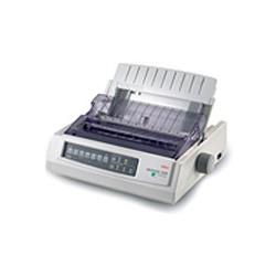 OKI - ML3320eco 435carácteres por segundo 240 x 216DPI impresora de matriz de punto