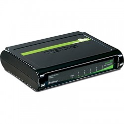 Trendnet - 5-Port Gigabit GREENnet Switch Unmanaged network switch Negro