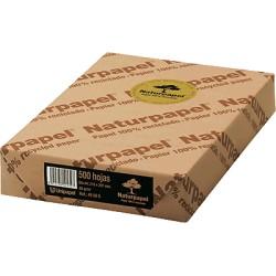 Unipapel - Papel reciclado 100% multifunción 500h 80g A4 - 6385630