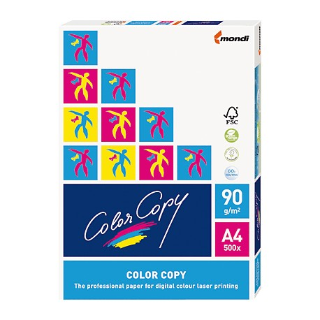 Color Copy - MON P.500H.COLOR COPY 100G/M2 A4 CCA4100