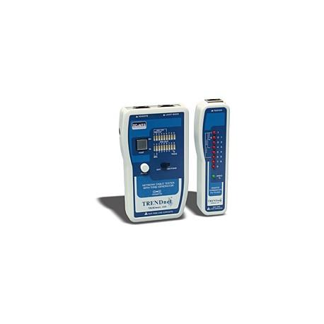 Trendnet - TC-NT2 Azul, Color blanco analizador de red