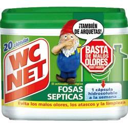 WC Net - WC NET FOSAS SEPTICAS 20CAPSULAS 6309337