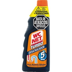 WC Net - WC NET TURBO DESATASCADOR 500ML 6309345