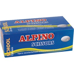 Alpino - ALP C.12 TIJER.ESCOL.SCHOOL 130MM PT0001