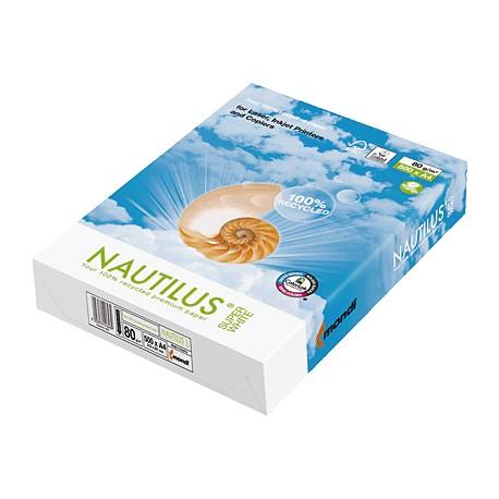 Nautilus - MON P.500H NAUTILUS SUPER W.A4 80G 100%R