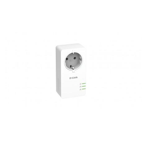 D-Link - DHP-P601AV Ethernet Blanco 1pieza(s) adaptador de red powerline