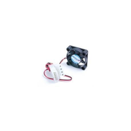 StarTech.com - Ventilador Fan para Chasis Caja de Ordenador PC Torre - 40x10mm - Conector LP4