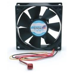 StarTech.com - Ventilador Fan para Chasis Caja de Ordenador PC Torre - 80x25mm - Conector TX3 - FANBOX2