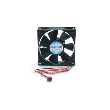 StarTech.com - Ventilador Fan para Chasis Caja de Ordenador PC Torre - 80x25mm - Conector TX3 - 1189733