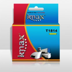 IMAX - 021814 cartucho de tóner Amarillo