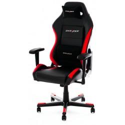 DXRacer - OH/DF88/NR Asiento acolchado Respaldo acolchado silla de oficina y de ordenador