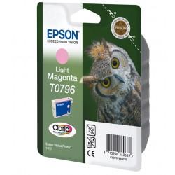 Epson - Owl Cartucho T0796 magenta claro