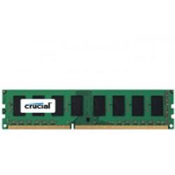 Crucial - 8GB PC3-12800 módulo de memoria DDR3 1600 MHz