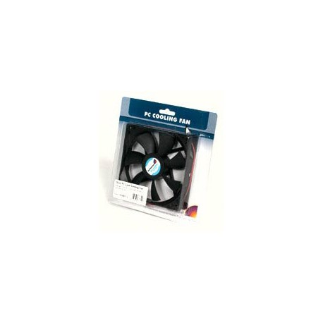 StarTech.com - Ventilador Fan para Chasis Caja de Ordenador PC Torre - 120x25mm - Conector LP4