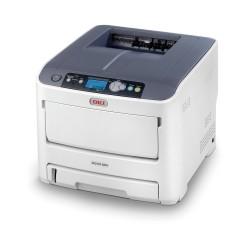OKI - C610dm Color 1200 x 600DPI A4