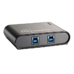 MCL - USB3-202 Alámbrico interruptor de impresora