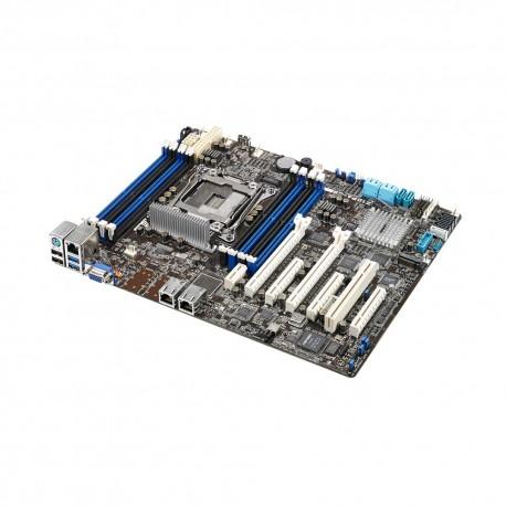 ASUS - Z10PA-U8 Intel C612 LGA 2011-v3 ATX placa base para servidor y estación de trabajo
