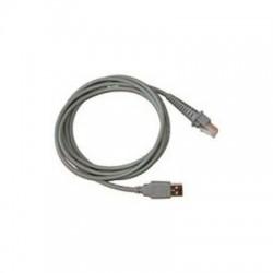 Datalogic - CAB-426 cable de señal 3,7 m Gris