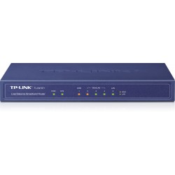 TP-LINK - TL-R470T+ Ethernet Azul router
