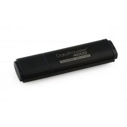 Kingston Technology - DataTraveler 4000 Management-Ready 32GB 32GB USB 2.0 Tipo A Negro unidad flash USB