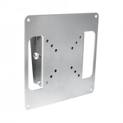 TooQ - SOPORTE INCLINABLE PARA MONITOR/TV LCD, PLASMA DE 10-32, PLATA