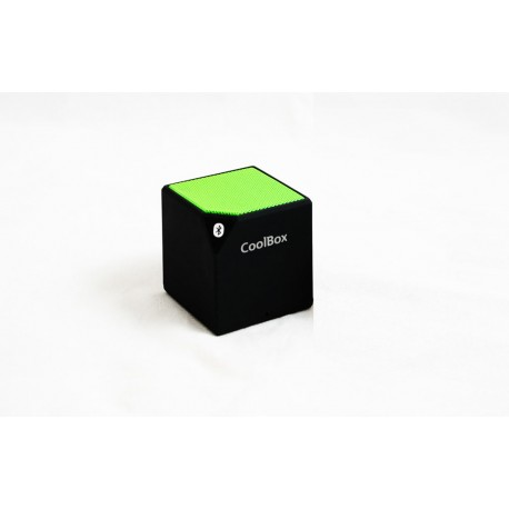 CoolBox - Cube Mono portable speaker 2.5W Verde