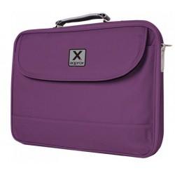 """Approx - appNB17P maletines para portátil 43,2 cm (17"""") Maletín Púrpura"""