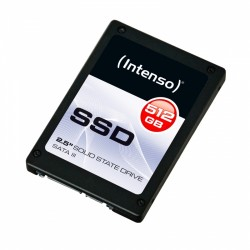 """Intenso - Top Performance 2.5"""" 512 GB Serial ATA III MLC"""
