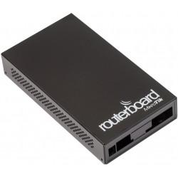 Mikrotik - CA433U Funda Negro caja para equipo