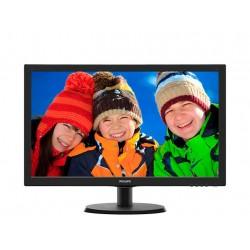 "Philips - 223V5LSB2 LED display 54,6 cm (21.5"") Full HD LCD Plana Negro"