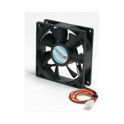 StarTech.com - Ventilador Fan para Chasis Caja de Ordenador PC Torre - 80x25mm - Conector TX3 - FAN9X25TX3L