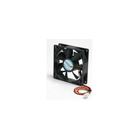 StarTech.com - Ventilador Fan para Chasis Caja de Ordenador PC Torre - 80x25mm - Conector TX3 - 914341