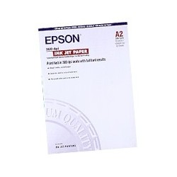 Epson - A2 Photo Quality Ink Jet Paper papel para impresora de inyección de tinta