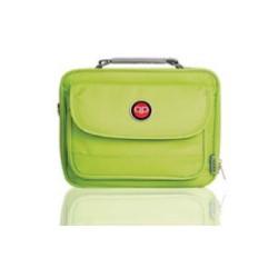 """Approx - APPNB10GP 11"""" Maletín Verde maletines para portátil"""