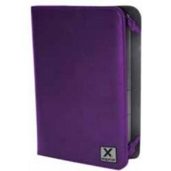 """Approx - appUEC01P 7"""" Libro Púrpura funda para libro electrónico"""