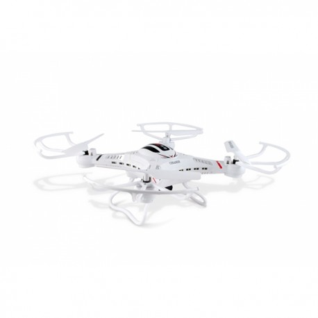 3GO - VALKYRIA 2 4rotores 2MP 500mAh Blanco dron con cámara
