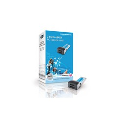 Conceptronic - 2 Ports eSATA PC Express card
