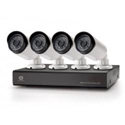 Conceptronic - Kit de vigilancia AHD CCTV de cuatro canales - 22022342